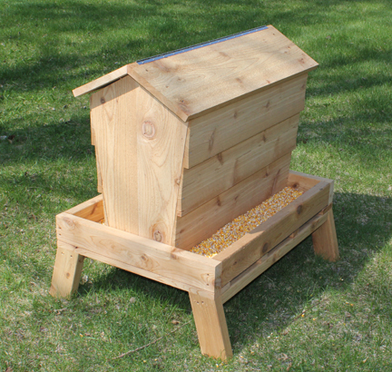 diy wooden deer feeder plans wooden pdf lathe bench